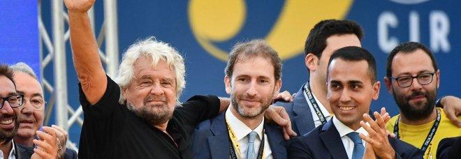 Il leader Cinquestelle tentato dalla Lega: altolà di Beppe Grillo
