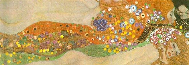 Donne e sessualità nell'arte di Klimt