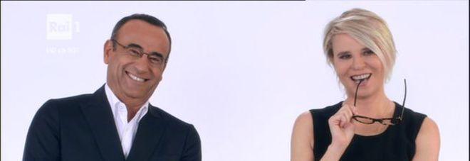 """Sanremo, Maria De Filippi: """"Mai preso compenso da ospite. E non mi sentirò responsabile per gli ascolti"""""""