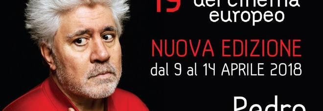 Cinema europeo, nel 2018 l'ospite sarà Almodovar