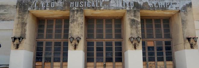 Nuova vita per l'ex Liceo musicale: un museo dedicato a Tito Schipa