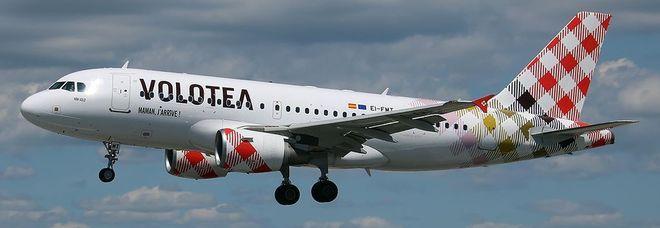 Volotea, nuovi voli per Marsiglia, Genova e Venezia
