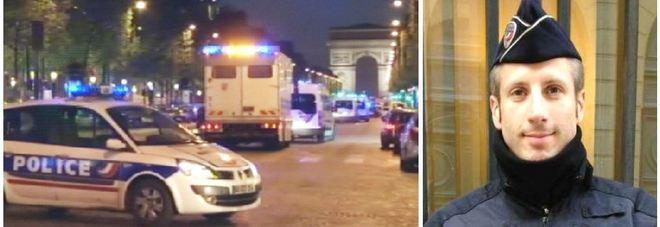 Parigi, sangue sulle elezioni, uccisi agente e assalitore, 3 fermati