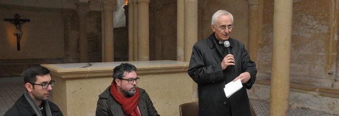 Mons. Domenico D'Ambrosio