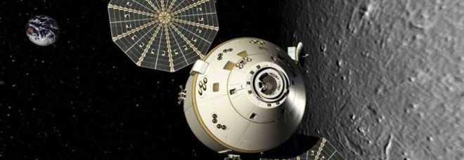 La Nasa torna sulla Luna e pensa a una stazione orbitante