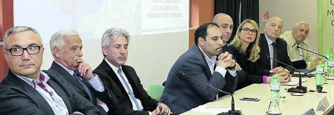 Candidati sindaco, confronto sulla città