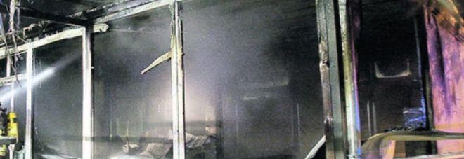 Incendio a Settelacquare: arrestato l'autore