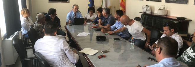 L'incontro di oggi alla Task force di Bari