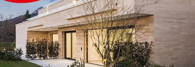Belen Rodriguez e Andrea Iannone si trasferiscono: le foto della casa extra lusso a Lugano