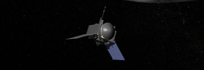 Sull'asteroide Bennu trovati gli ingredienti necessari alla vita