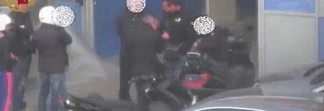 Rapporti con la 'Ndrangheta: poliziotto brindisino arrestato a Milano