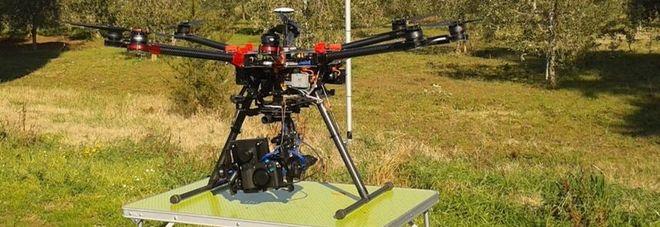 Dall'agricoltura del futuro al monitoraggio xylella: arrivano droni e satelliti