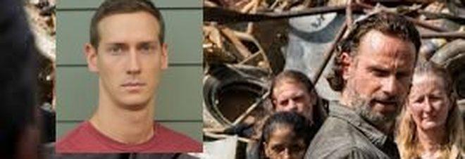 Durante le riprese di The Walking Dead cade da una piattaforma: muore Bernecker