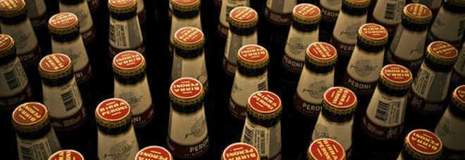 Peroni, pronta offerta giapponese da 3,12 mld per acquistare lo storico marchio italiano