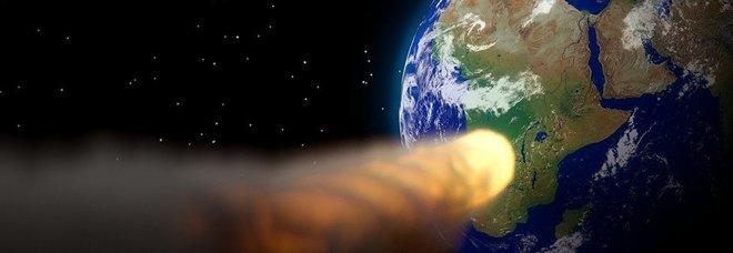 Asteroidi, l'allarme della Nasa: «Attendiamo un grosso impatto in 60 anni»