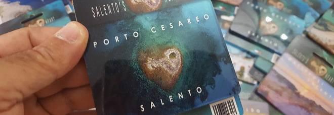 Salento, l'isola a forma di cuore diventa un gadget