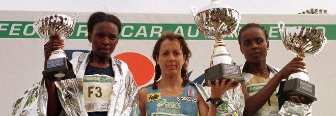 Morta suicida Maura Viceconte, stella della maratona azzurra negli anni 90: aveva 51 anni