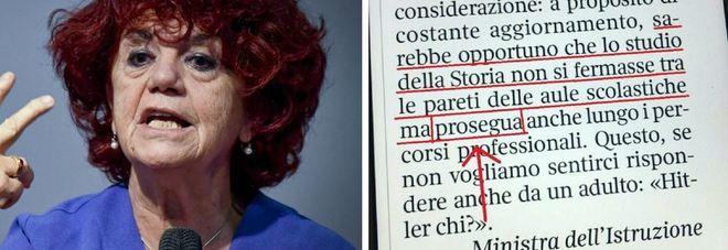 La ministra Fedeli invia una lettera al giornale, ma c'è un congiuntivo sbagliato