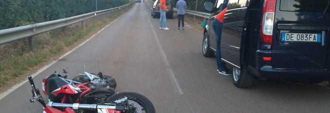Scontro fatale fra auto e moto: muore un 31enne