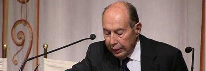Il professor Fabio Grassi Orsini