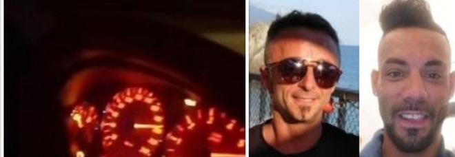 «Siamo a 220 km/h, ci aspetta la droga»: la diretta choc, poi lo schianto Travolti dalle auto in arrivo