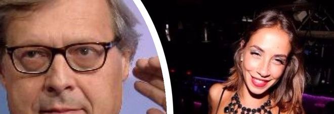 Vittorio Sgarbi e la notte di sesso con Malena: «Si è dedicata a me per oltre tre ore»