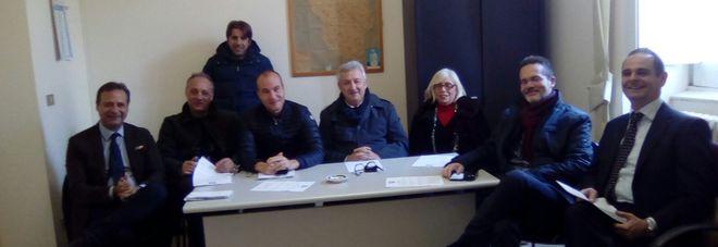 La conferenza di Forza Italia