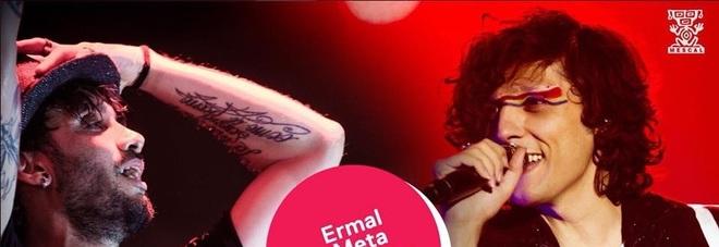 Sanremo 2018, Ermal Meta e Fabrizio Moro favoriti dai bookmaker per la vittoria
