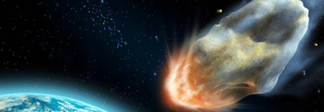 Un asteroide potrebbe colpire la Terra entro la fine dell'anno