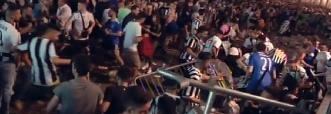 Juve-Real, il finimondo all'improvviso. I pugliesi a Torino: «Temevamo attentato»