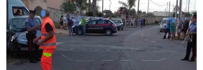 """Camion pirata """"aggancia"""" un'auto e uccide un uomo. Rintracciato il camionista, accusato di omicidio stradale"""