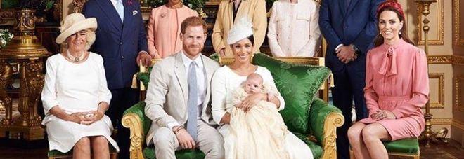 Meghan veste Dior al battesimo di Archie: ma Kate Middleton le ruba la scena (e vince)