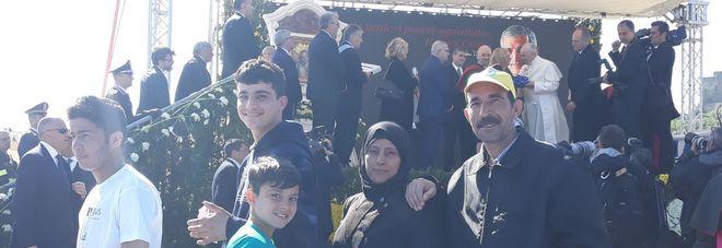 La famiglia siriana