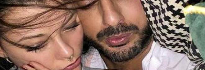 Fabrizio Corona e Silvia Provvedi