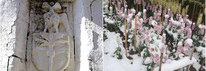 """""""Due giorni di neve nel Salento preannunciano la fine del Mondo"""", spunta una profezia choc"""