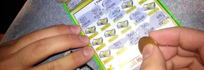 Felicità nel Foggiano: gratta e vince 2 milioni