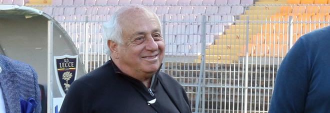 Renè De Picciotto: «Pronti tre milioni, uno stadio più bello il regalo per il Lecce in B»