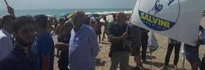La storia di Mohammed, accusato ingiustamente di stupro e poi assolto La Lega organizzò una ronda in spiaggia