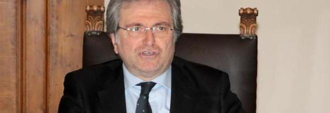 L'ex presidente Tamburrano
