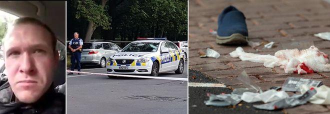 Nuova Zelanda, suprematisti bianchi assaltano moschee: 40 morti, tre arrestati