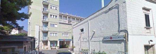 L'ospedale di Fasano