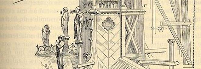 La guglia crollata era il parafulmine spirituale di Parigi, conteneva tre reliquie