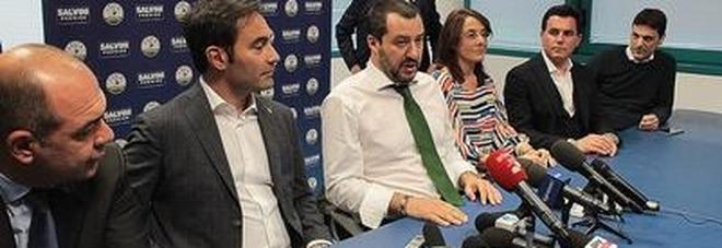 Salvini: Emiliano si dimetta e liberi la Puglia dal malgoverno