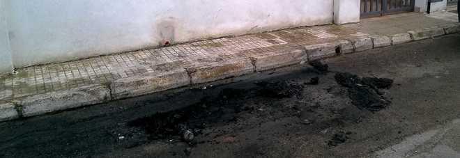 Intimidazione al numero uno della Sgm: incendiata l'auto di Frasca