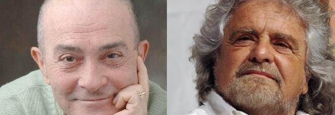"""«Giù le mani dalla mia canzone»: l'autore diffida Grillo per """"Un amore così grande"""""""