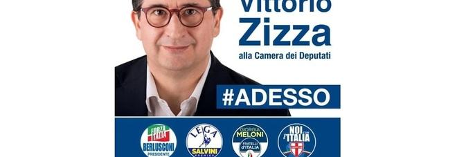 """Nel manifesto del candidato il simbolo Lega Nord. """"Un errore"""", ma è lite tra gli alleati"""