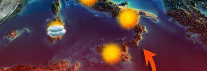 Weekend fresco ma dal 21 si teme la nuova ondata di caldo africano
