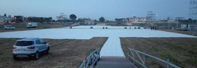 Strade, chiese e cimitero: ultimi ritocchi Alessano pronta ad ospitare 15mila fedeli