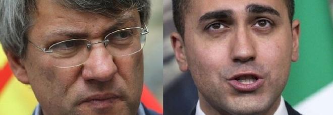 Di Maio diserta le giornate della Cgil a Lecce. Landini: «Ci perde lui»