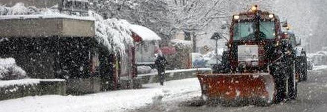 Meteo, arriva «l'impulso polare»: temporali e neve a quote basse. Giovedì fiocchi attesi a Roma